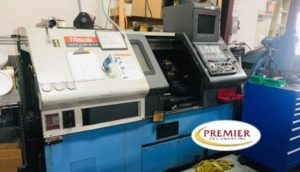 Used CNC delivery - Premier Equipment
