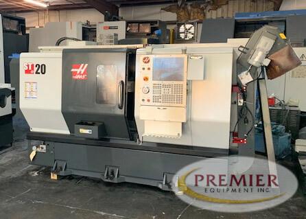Haas ST20 CNC Chucker