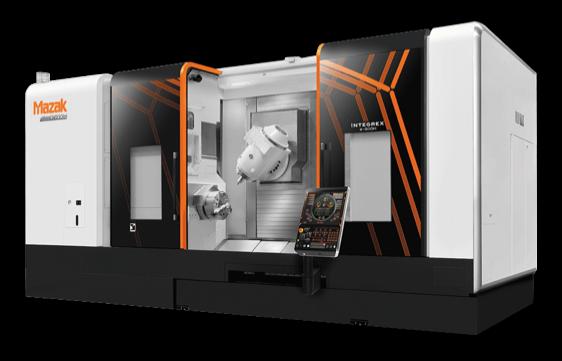 Used Mazak CNC Machine - Premier Equipment