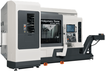 Used Nakamura-Tome CNC Machine - Premier Equipment