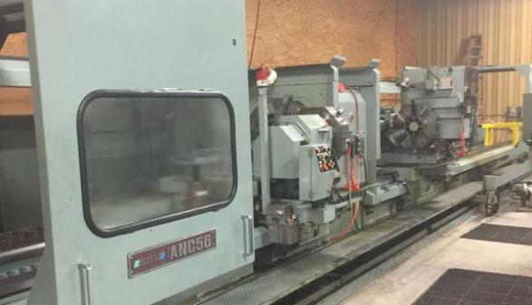Ikegai ANC-56 CNC Engine Lathe (2000)
