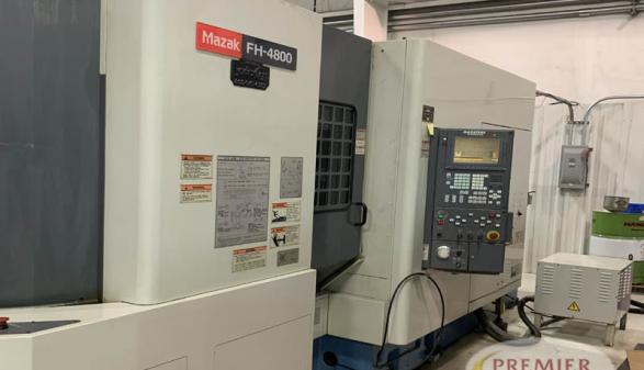 Mazak FH4800 - 2000