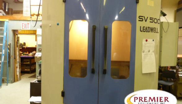 Leadwell SV500 - 2000