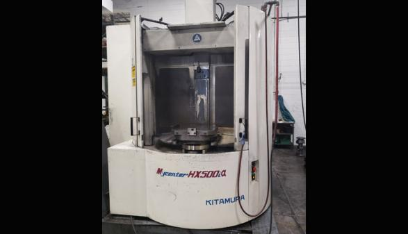 Kitamura Mycenter HX-500ia (2001)
