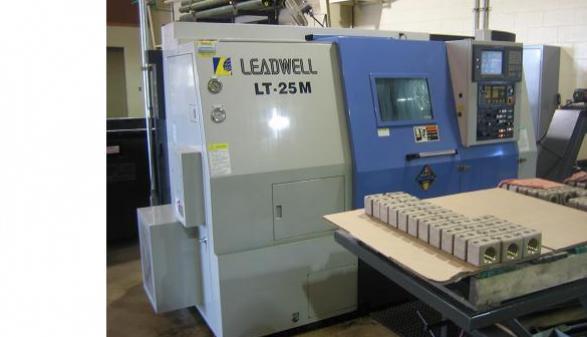 Leadwell LT-25M - 2001