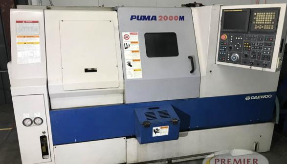 Daewoo Puma 2000M - 2001