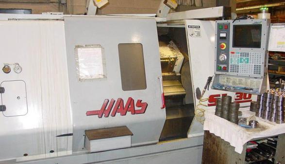 HAAS SL30T (2001)
