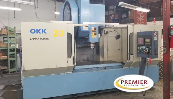 OKK KCV-600 - 2002