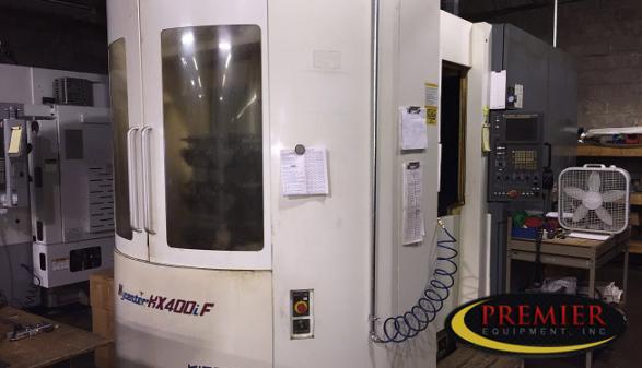 Kitamura Mycenter-HX400iF (2003)