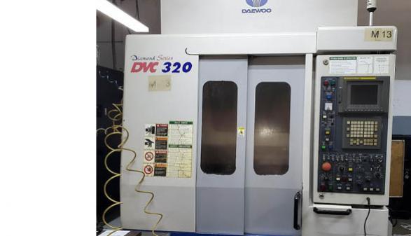 Daewoo DVC-320 - 2004