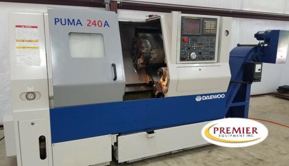 Daewoo Puma 240A (2004)