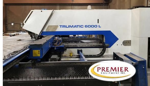 TRUMPF  TC6000L Punch & Laser (2004)