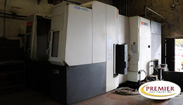 Mazak HCN-6000 (NC Positioning Table) (2005)