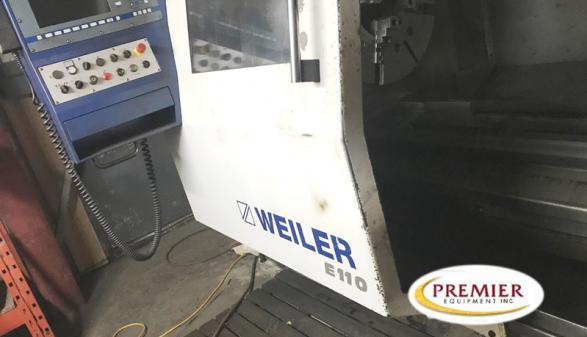 Weiler E110 x 3000 - 2005