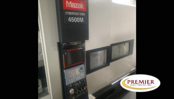 Mazak Cybertech Turn 4500M x 3000 (2006)