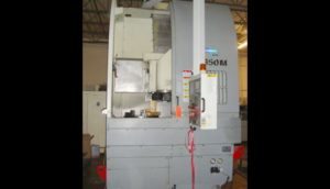 2006 Doosan V850M CNC Vertical Boring and Milling Center