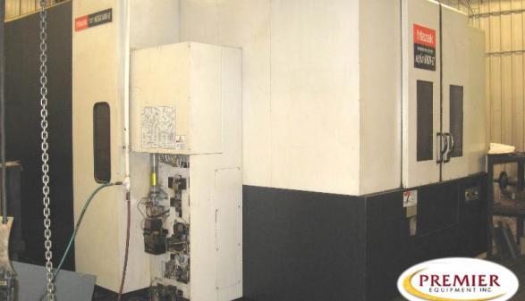 Mazak HCN-6000-II - 2006