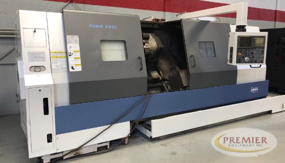 Doosan Puma 400LC - 2006