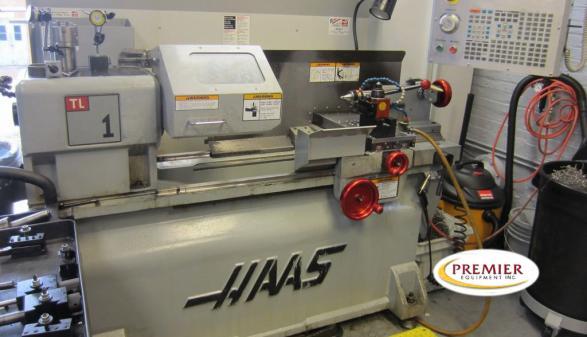 Haas TL-1 - 2006