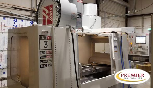 Haas VF-3SS (2-Pallet) (2006)