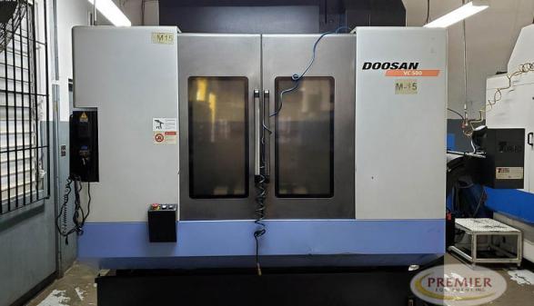 Doosan VC500 (2-Pallet) - 2007
