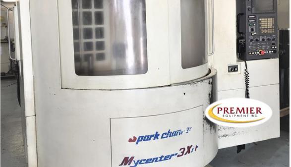 Kitamura Mycenter 3XiF Sparkchanger - 2007