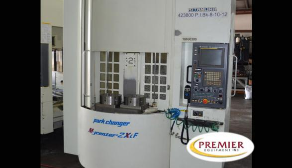 Kitamura Mycenter 2XiF with Spark Changer - 2007