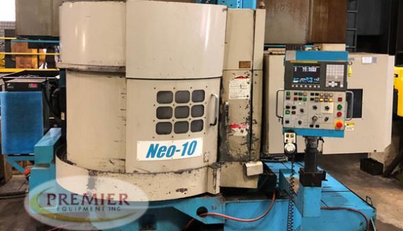O-M Neo 10 CNC VTL - 2007