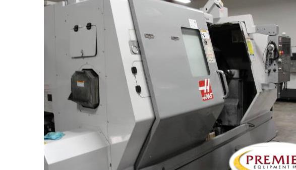 HAAS SL-40 with Milling (2007)