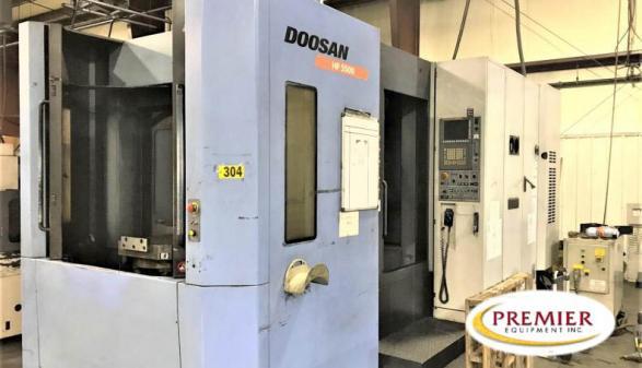 Doosan HP5500 - 2008