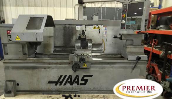 Haas TL-3W - 2008