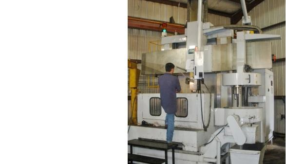 "Femco WVL12 49""CNC VTL (2008)"