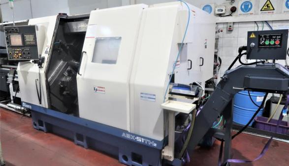 MIYANO ABX-51TH2 - 2009