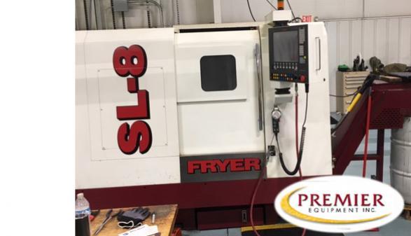 Fryer SL-8 (2010)