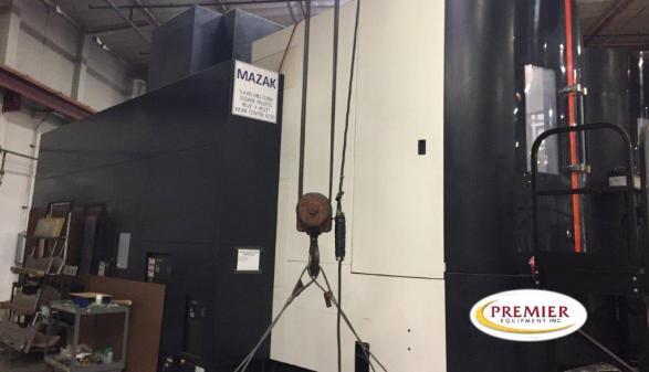 Mazak Integrex e1850-V12-II VBM - 2011