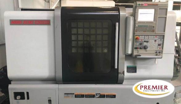 Mori Seiki NLX-2500 - 2011