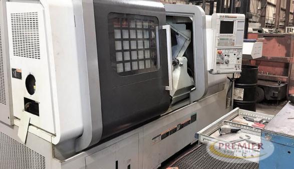 DMG Mori NLX2500MC - 2011