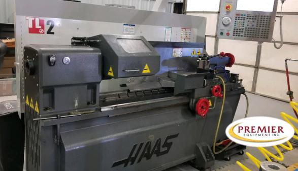 Haas TL-2 - 2011