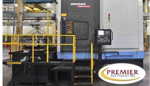 Doosan Puma VTS1214 2-Pallet VTL - 2012