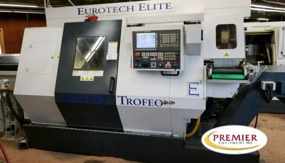 Eurotech Elite Trofeo B446-SY2