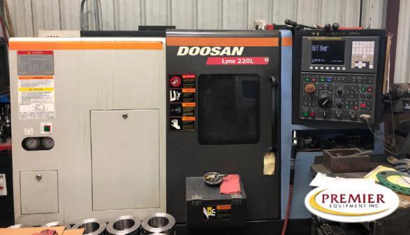 Doosan Lynx 220LC - 2012