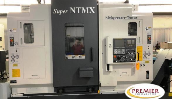 NAKAMURA-TOME SUPER NTMX - 2012