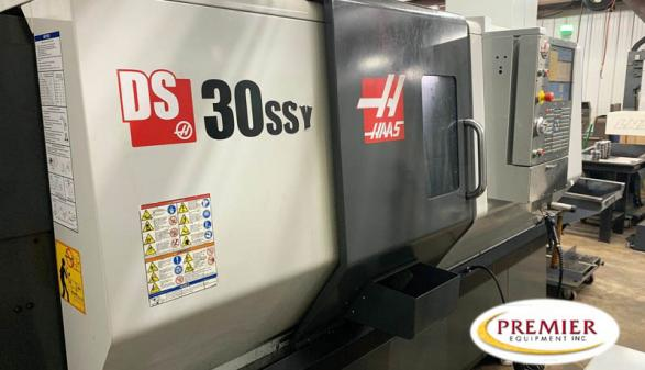 Haas DS-30SSY - 2013