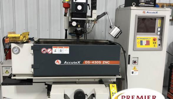 Accutex DS-430SZNC EDM Die Sinker (2013)