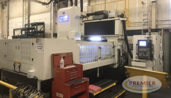 Chevalier FSG-4060DC CNC Surface Grinder - 2013