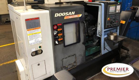 Doosan Lynx 220LC (2013)