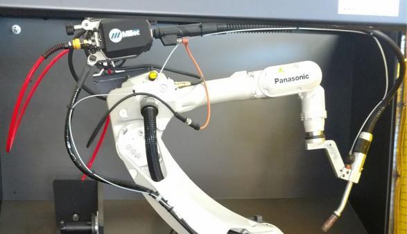 Miller PerformArc 350S Robotic Welder - 2013