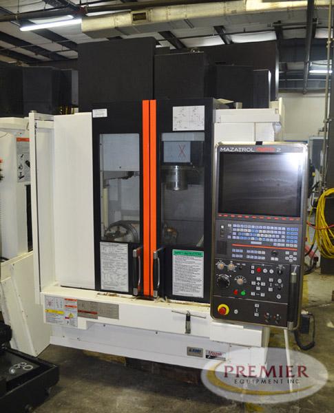 Mazak VCN-Compact-5X 5-Axis - 2013 1
