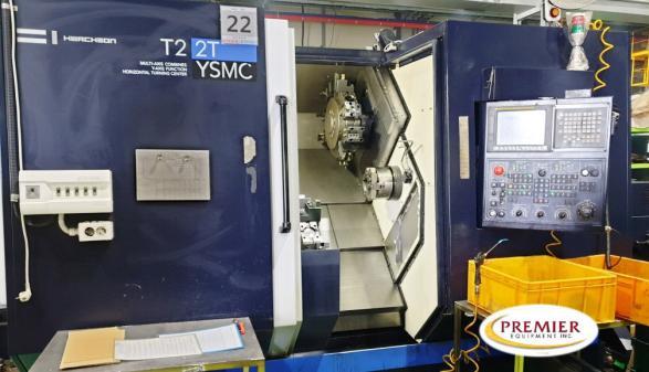 HWACHEON T2-2TYSMC - 2014