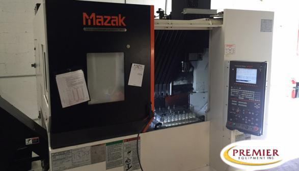 Mazak VCU-500C - 2014